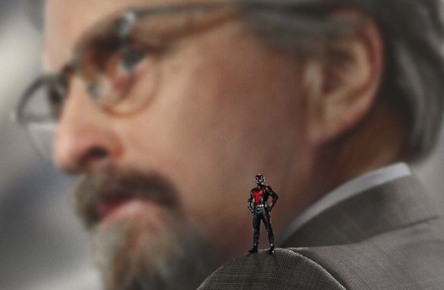Things get weird in a new Ant-Man online spot!