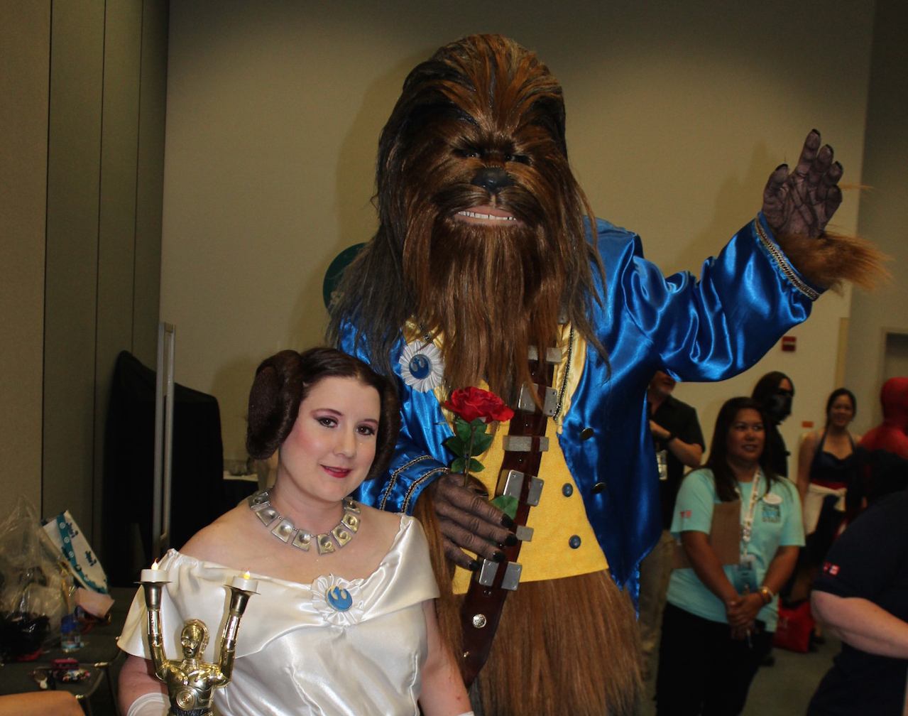 Take a look at our first D23 cosplay gallery!