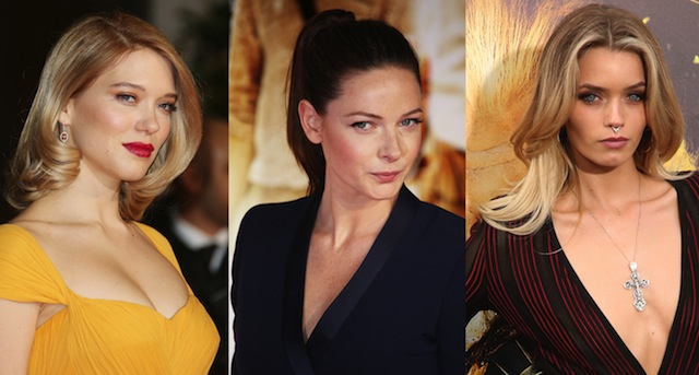 Three actresses are said to be on the Gambit short list to play the female lead