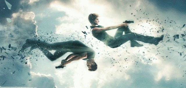 Insurgent arrives on Blu-ray and DVD today, August 4.