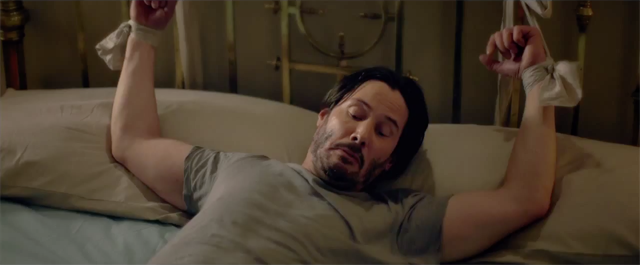 New TV Spot for Eli Roth's Knock Knock is at the Door.