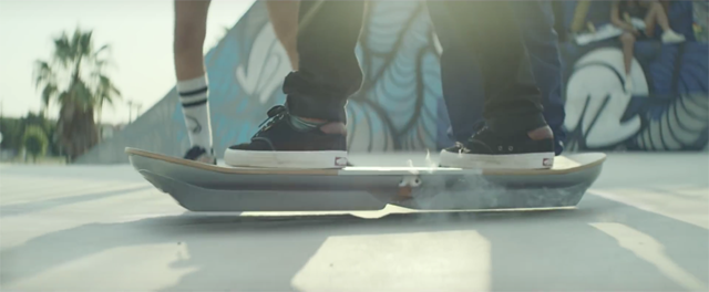 Lexus Hoverboard Unveils Six New Behind-the-Scenes Videos
