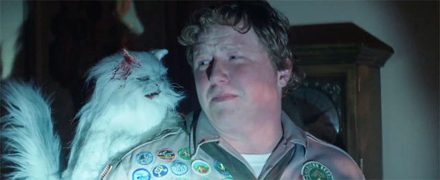 Scouts Guide to the Zombie Apocalypse Trailer: Red Band NSFW Mayhem.