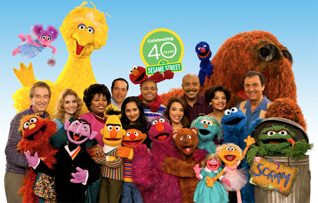 Sesame Street Partners With HBO for Next Five Seasons.
