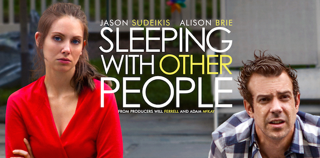 Check out the Red Band version of the Sleeping With Other People trailer.