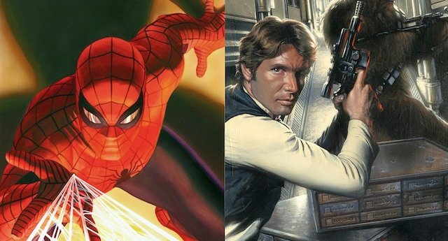 Check out an update on both Marvel's Spider-Man and the Han Solo movie straight from Chris Miller.