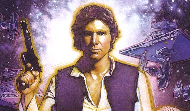 The Han Solo casting, it has been revealed, will be targeting an actor in his late teens to early 20s.