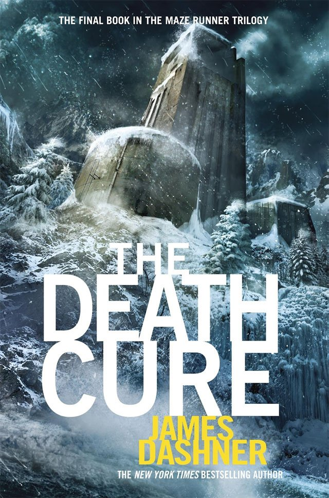The Death Cure is the final book in the original Maze Runner series trilogy.