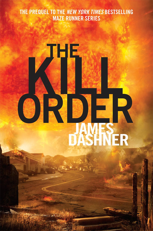 The Kill Order is the first of two prequel novels in the Maze Runner series.