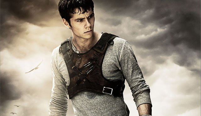 The Maze Runner is the first in a series on our Dylan O'Brien movies list.