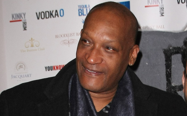 Tony Todd will voice Zoom in the second season of The Flash!