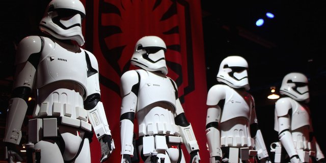 Take a look at some new Star Wars: The Force Awakens costumes on display at D23!
