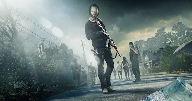 The Walking Dead Season Five arrives on Blu-ray and DVD August 25, 2015.