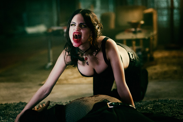 Exclusive Look at the Culebras in From Dusk Till Dawn.