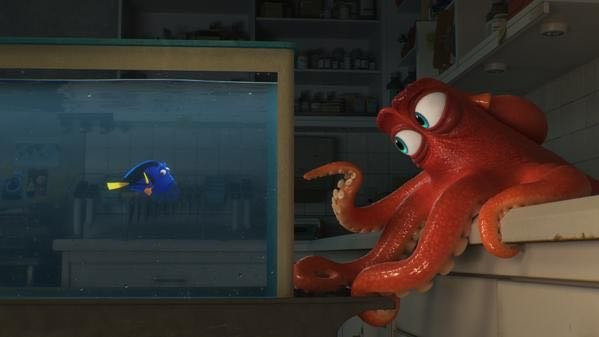 D23: Pixar Animation Presents New Footage and Only Minor Reveals.