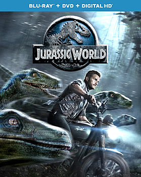 Jurassic World Blu-ray and Digital HD Coming in October