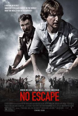 The Weekend Warrior on No Escape & We Are Your Friends