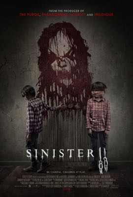 The Weekend Warrior on Sinister 2, Hitman: Agent 47 and American Ultra.