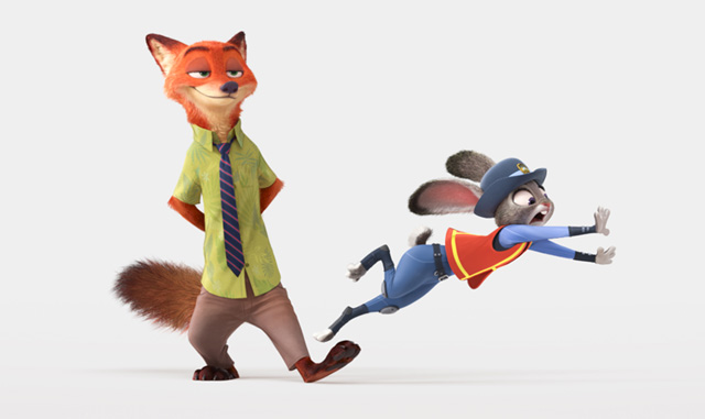 D23 Interviews: Ginnifer Goodwin and the Zootopia Filmmakers.