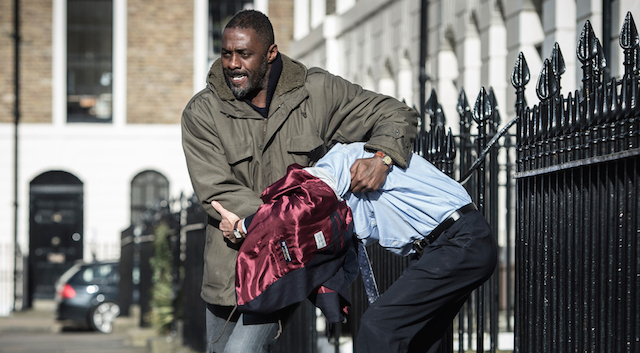The Luther special features the return of Idris Elba.