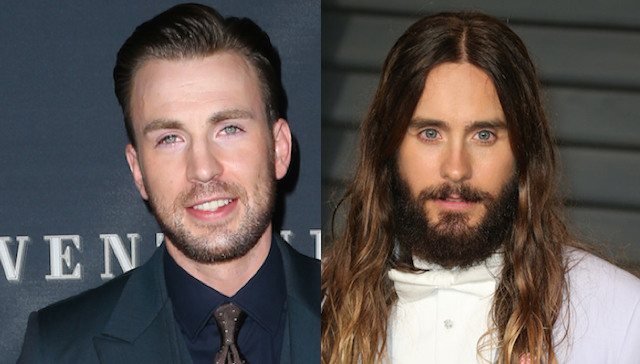 Chris Evans and Jared Leto join The Girl on the Train movie.