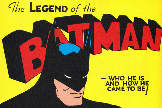 Batman v Superman & Gotham to Credit Original Co-Creator Bill Finger.