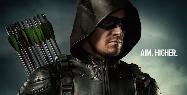 Arrow Photos from the Second Episode of Season 4