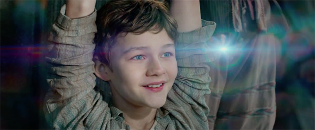 New Pan Featurette Goes in Depth on the Film's Colorful 3D Worlds.
