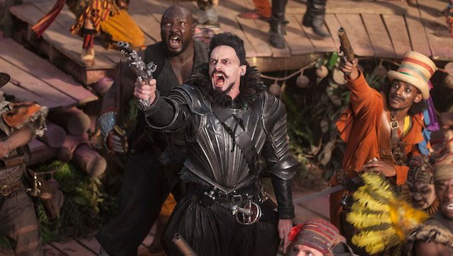 Check out more than 45 new Pan movie stills.