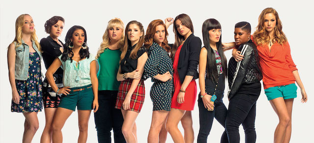 Pitch Perfect 2 arrives on Blu-ray and DVD today, September 22.