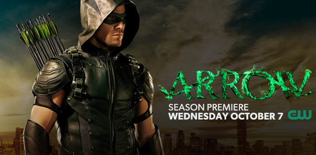 More Arrow Photos Show off Diggle's New Duds