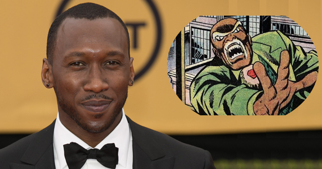Take a look at the full Marvel's Luke Cage cast.