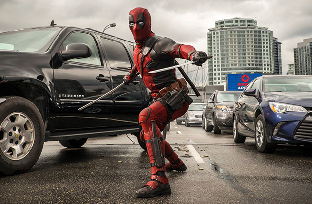 Ryan Reynolds as Deadpool Teases Something Special for Comic Con Experience.