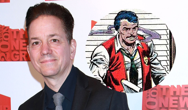 Frank Whaley is part of the Luke Cage cast.