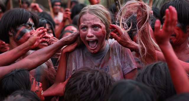 The Women of The Green Inferno