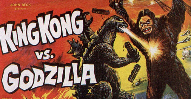 A new King Kong vs. Godzilla is in the works!