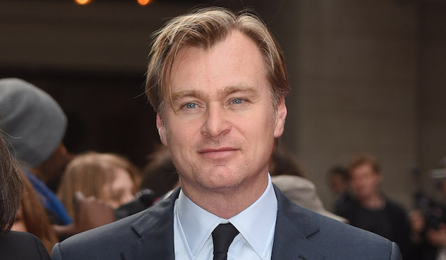 Christopher Nolan's next movie will hit theaters in 2017.