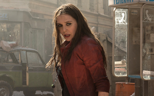 Elizabeth Olsen Thinks Captain America: Civil War is 'Going to be the Best One'