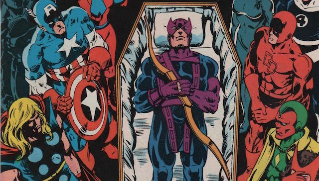 Joss Whedon tried to trick audiences in believing that Hawkeye would die in the film, he reveals on the Avengers: Age of Ultron commentary.