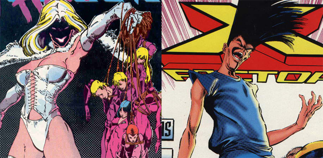 Two X-Men tv series are on the way as both Legion and The Hellfire Club.