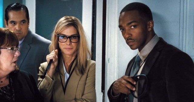 ComingSoon.net sits down with Anthony Mackie, who stars opposite Sandra Bullock in this Friday's tongue in cheeck political drama, Our Brand is Crisis.