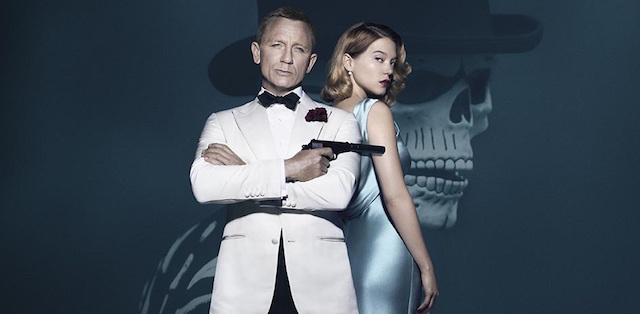 Sony Pictures Releases a New SPECTRE Spot.