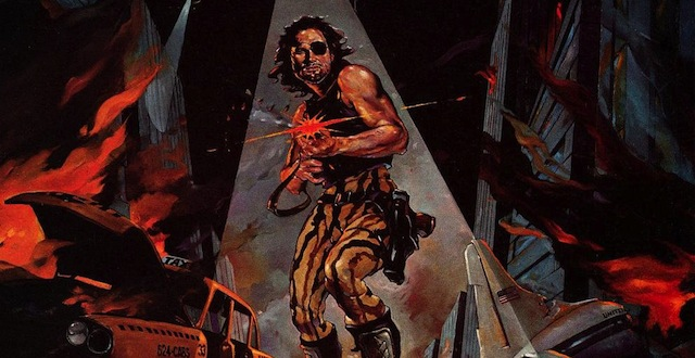 Luther creator Neil Cross will script the new Escape From New York.