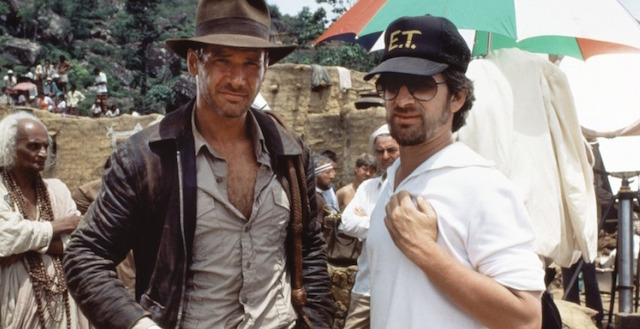 Will Steven Spielberg and Harrison Ford reteam for Indiana Jones 5?