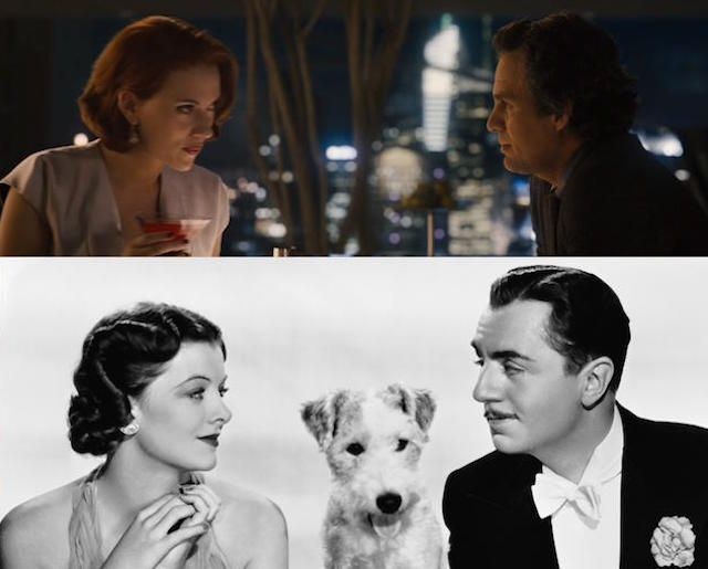 Joss Whedon fancasts The Thin Man on the Avengers: Age of Ultron commentary.