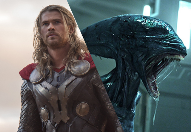 Thor: Ragnarok and Alien: Paradise Lost to Shoot in Australia.