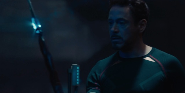 On the Age of Ultron commentary track, Joss Whedon asks listeners to consider Tony Stark as the film's villain.