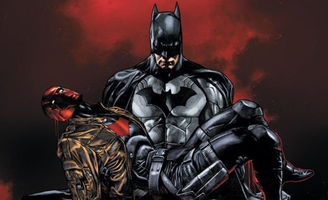 Will the Solo Batman Movie Go Under the Red Hood?