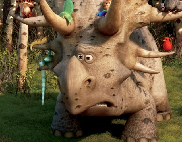 Meet The Good Dinosaur characters in our handy guide to Pixar's upcoming original animated feature. The Good Dinosaur is set to hit theaters November 6.