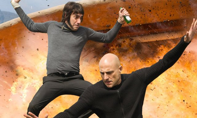 New Brothers Grimsby Clip and Featurette with Sacha Baron Cohen.